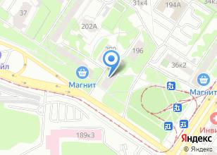 Компания «Волгоградская» на карте