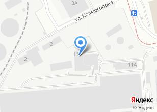 Компания «Конфетки-96» на карте