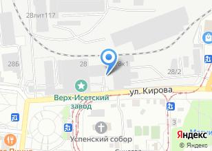Компания «Электрик.ру» на карте