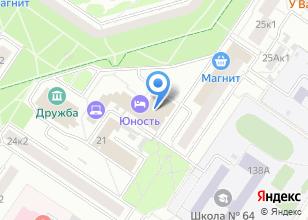 Компания «Свободные Технологии» на карте