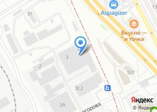 Компания «КОРСА-Е» на карте