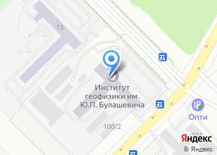 Компания «Амила» на карте