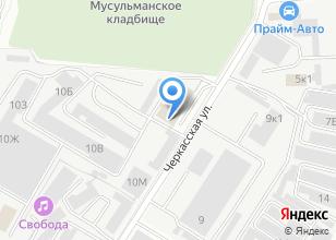 Компания «Доктортренажеров.рф» на карте