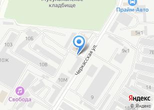 Компания «ТрэйдГрупп» на карте
