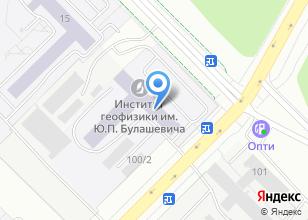 Компания «РАДО» на карте