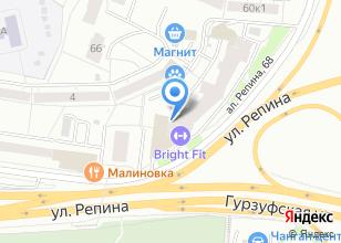 Компания «Cyber-florist» на карте