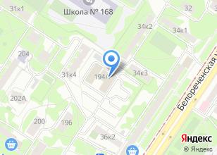 Компания «Прософт-Системы» на карте