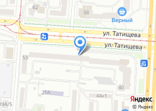 Компания «Центр недвижимости Столица» на карте