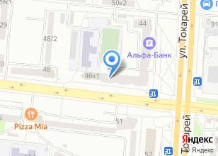 Компания «Панда» на карте