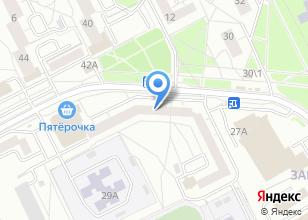 Компания «СКЗС» на карте