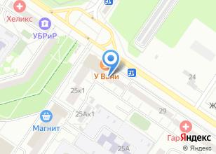 Компания «Региональный центр экспертиз» на карте