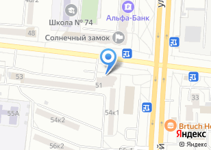 Компания «Водоканалстрой» на карте
