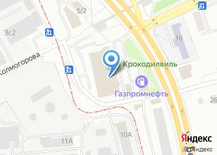 Компания «Профи.ру» на карте