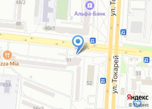 Компания «Мастер на час» на карте