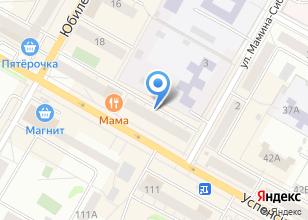 Компания «Лиана» на карте