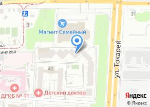 Компания «Северный Ветер» на карте