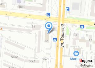 Компания «Минимарт» на карте