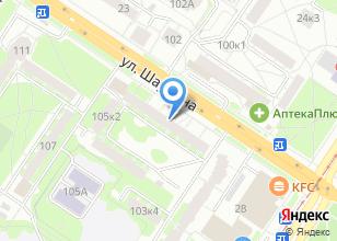 Компания «ГРАНД-ПАРКЕТ» на карте