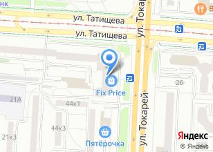 Компания «Строящийся жилой дом по ул. Токарей» на карте