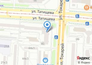 Компания «Сервис-Мувинг» на карте
