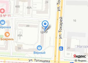 Компания «Mega-Kafel» на карте