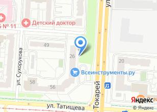 Компания «Двери-онлайн-екб» на карте