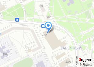 Компания «ТРЕК» на карте