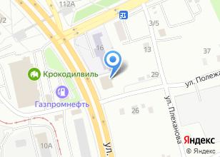Компания «Стеклопрофф» на карте