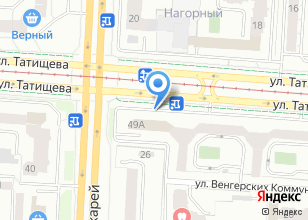 Компания «Московский завод комплектации» на карте