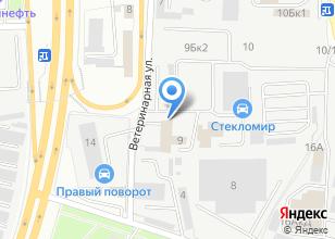 Компания «Протос» на карте