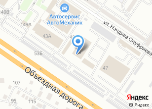 Компания «Дорожно-эксплуатационный участок Ленинского района» на карте