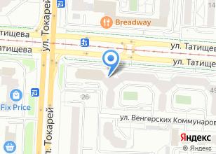 Компания «LESNIK66.RU» на карте