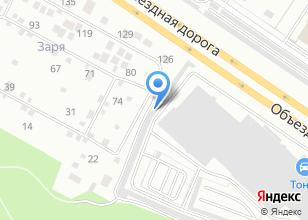 Компания «Артимекс» на карте