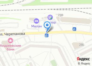 Компания «СпортПит» на карте