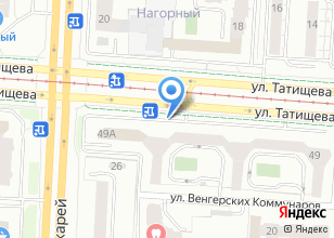 Компания «КЛИМАТ-ФОРТУНА» на карте