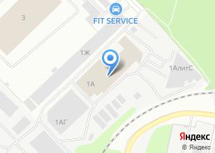 Компания «АвтоКран на день» на карте