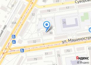 Компания «СПК УРАЛЭЛЕКТРО» на карте