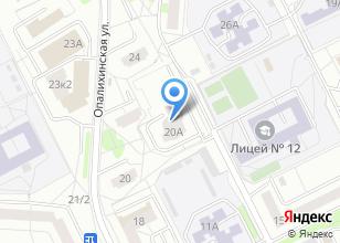 Компания «Вагон-тормоз научно-технический центр» на карте