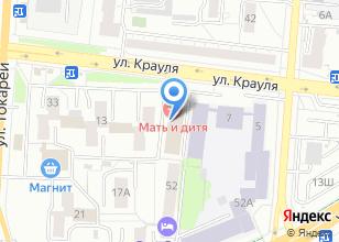 Компания «Морозова» на карте
