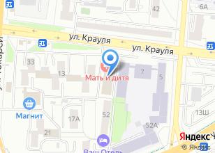Компания «Fidget Spinner» на карте