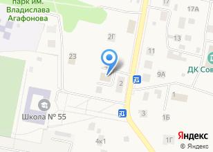 Компания «Андреевский ГастрономЪ» на карте