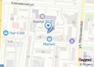 Компания «СтройДоктор» на карте