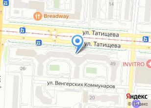 Компания «УралТехЭнергоСвет» на карте