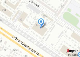 Компания «Шаг наверх» на карте