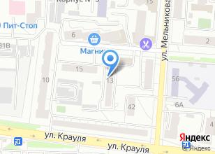 Компания «Ай-Ди Электромонтаж» на карте
