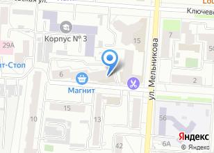 Компания «Катамаран66.ру» на карте