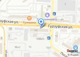 Компания «ТТК Результат» на карте