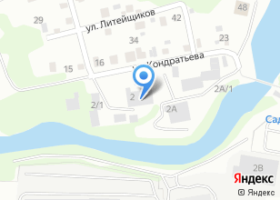 Компания «ЧебурашКо-Перевозки» на карте