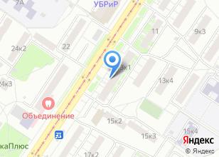 Компания «ГЕЙЗЕР96.РФ» на карте