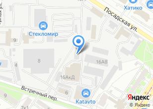 Компания «Комплексный поставщик» на карте